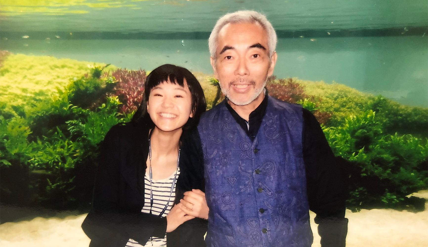 天野さん佐渡での撮影写真